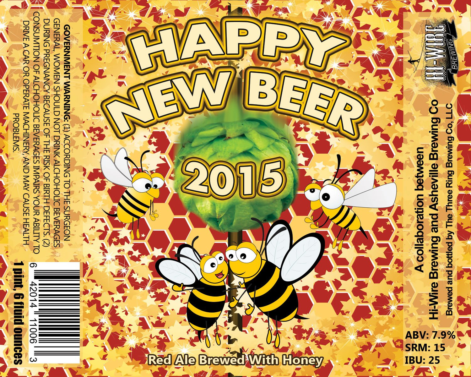 Happy New Beer by hi-wire