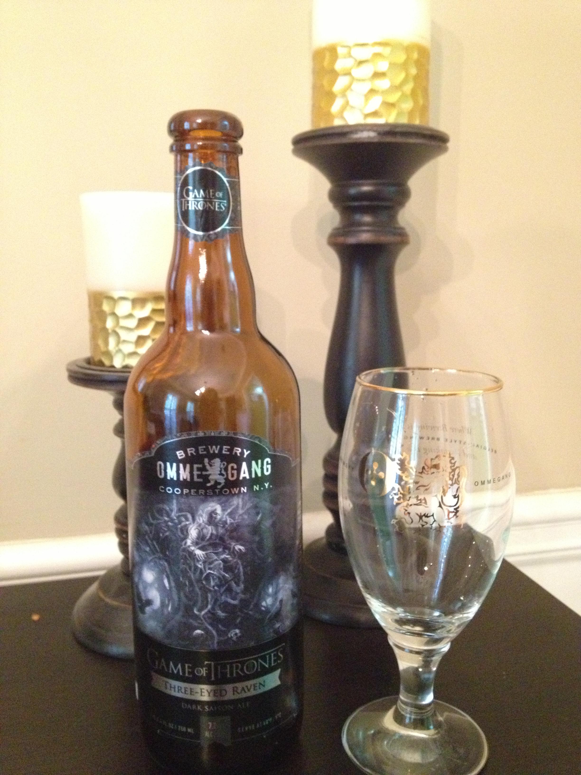 Three Eyed Raven Beer
