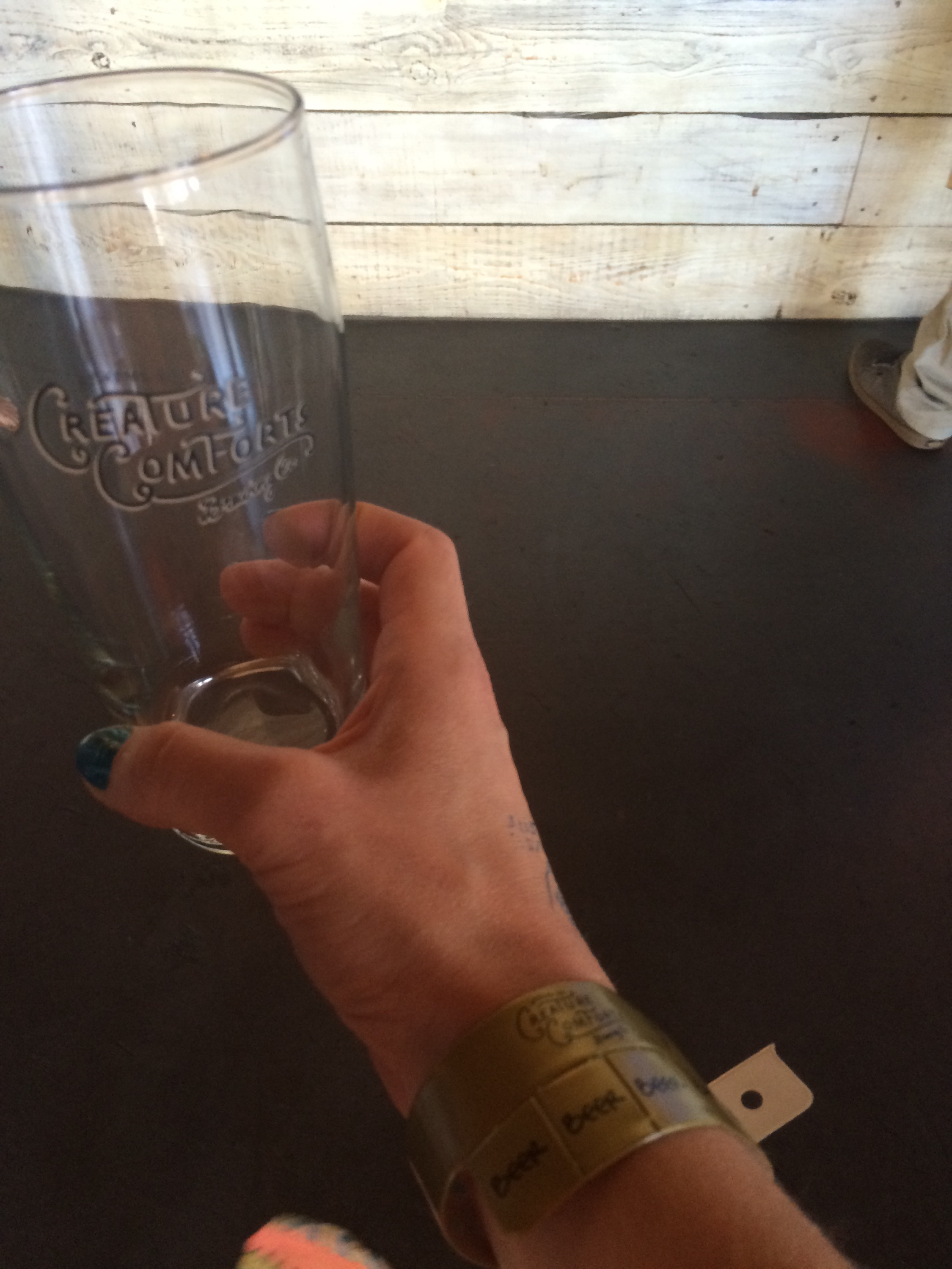 Creature Comforts Wristbands