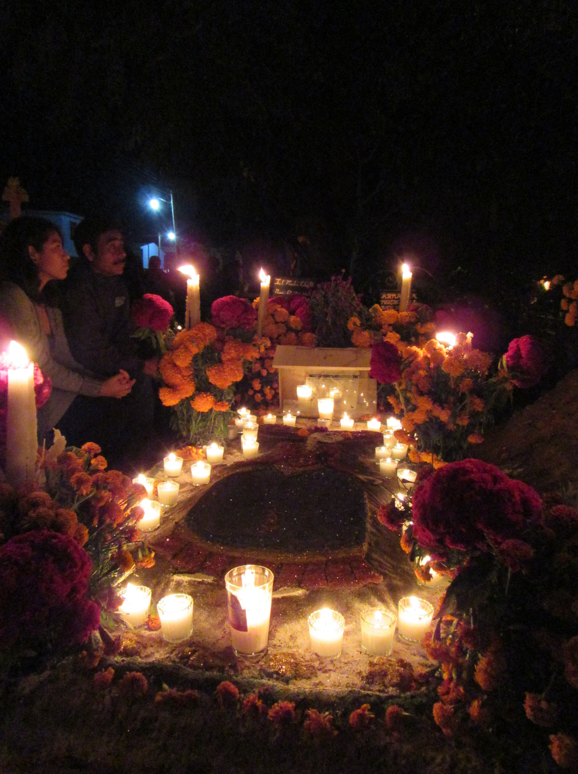 Oaxaca Day of the Dead