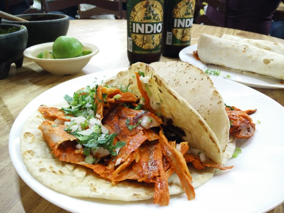 Tacos Arabes in Puebla